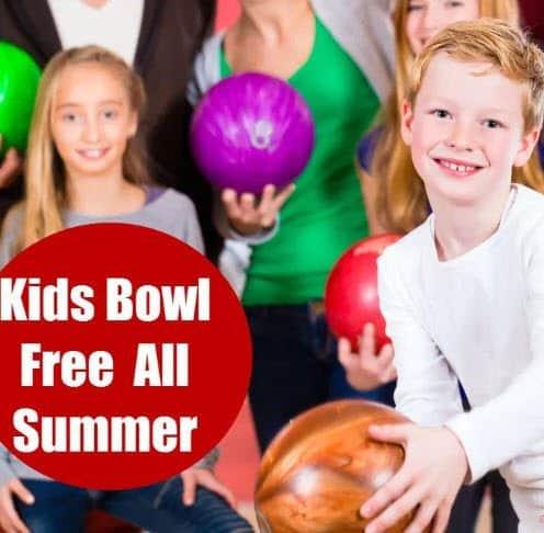 Kids Bowl Free All Summer +25% Savings on Family Pass  **Register Now**