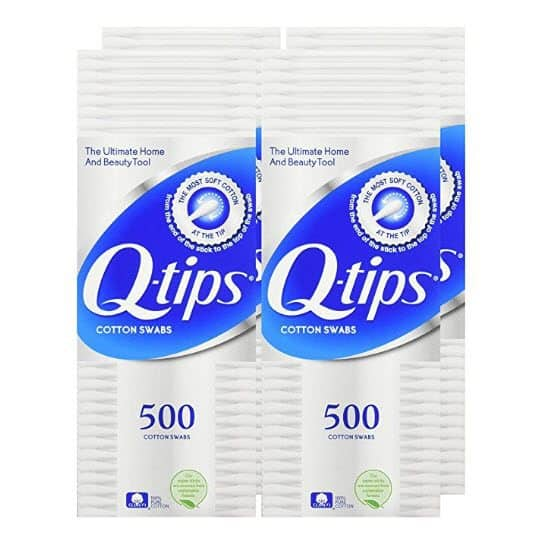 2000 Q-tips Cotton Swabs $9.86 Shipped