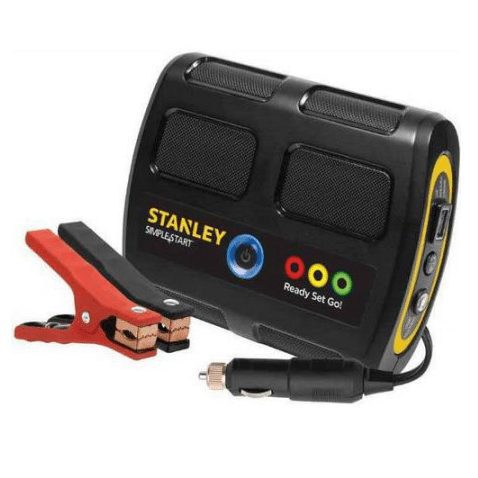 Stanley Simple Start Lithium-Ion Jump Starter Battery Charger Only $26.98