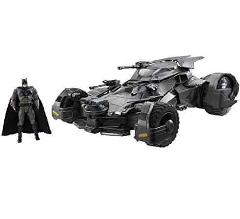 Justice League Ultimate Batmobile RC Vehicle & Figure Only $79.99 (Was $249.99)