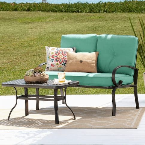 SONOMA Goods for Life Claremont Patio Loveseat & Coffee Table Set ONLY $119 (Was $400)
