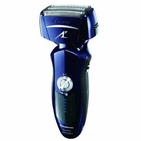 Panasonic 4-Blade Wet/Dry Cordless Shaver with Flexible Pivoting Head $76.95 **Today Only**