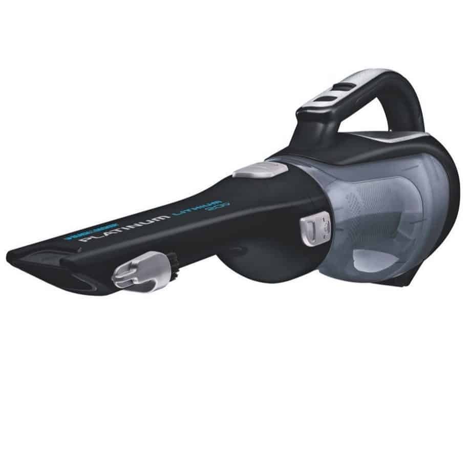 BLACK+DECKER 20-Volt Max Cordless Hand Vacuum Only $44.99 **Today Only**