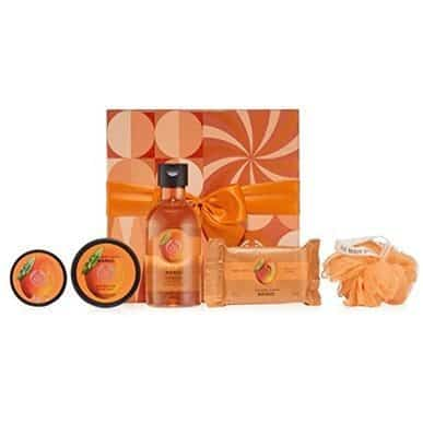 The Body Shop Mango Festive Picks Small Gift Set Only $5.17 (Was $20)