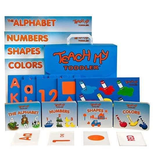 Teach My Toddler Learning Kit Only $22.99 (Was $49.99)