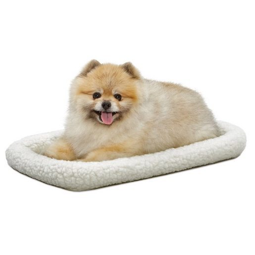 MidWest Deluxe Bolster Pet Bed for Dogs & Cats Only $5.37