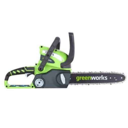 Greenworks 12-Inch 40V Cordless Chainsaw $39.17 (Was $80) **Today Only**