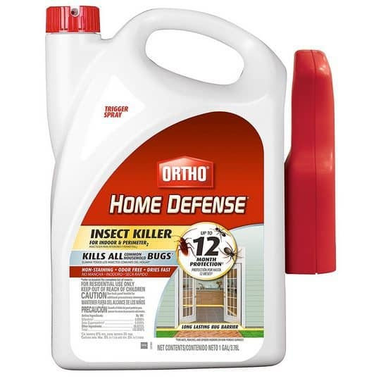 Ortho Home Defense Max Insect Killer for Indoor and Perimeter Only $6.84