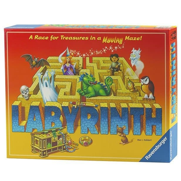 Ravensburger Labyrinth Only $15.99 (Was $32) + More Deals on Board Games **Today Only**