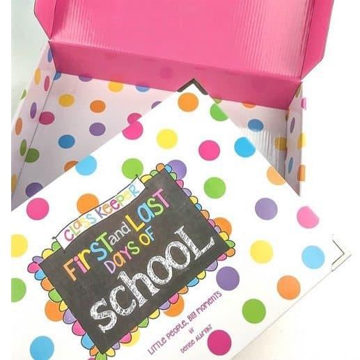School Days Memory Book $29.95