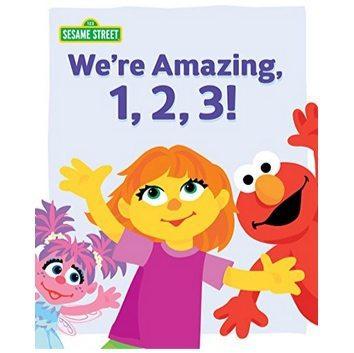 FREE We're Amazing, 1, 2, 3! Sesame Street Kindle Edition
