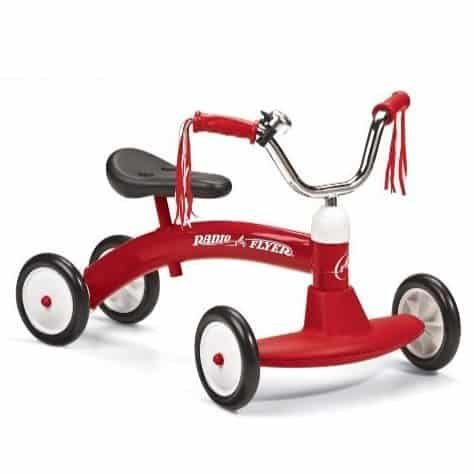 Radio Flyer Scoot-About Only $39.93
