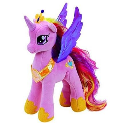 Ty My Little Pony Princess Cadence Plush Only $6.97