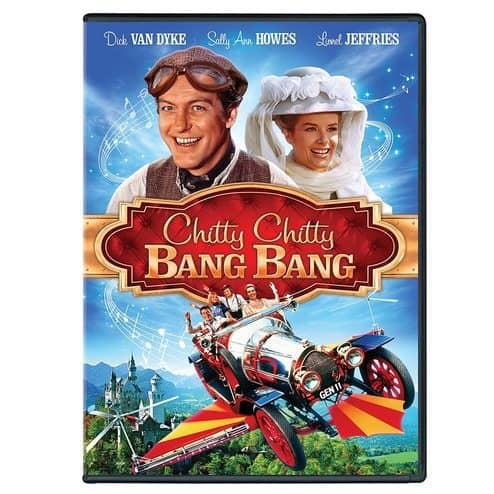Chitty Chitty Bang Bang Only $3.74