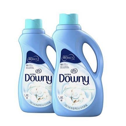 Downy Ultra Cool Cotton Liquid Fabric Conditioner 2-Count Only $5.94