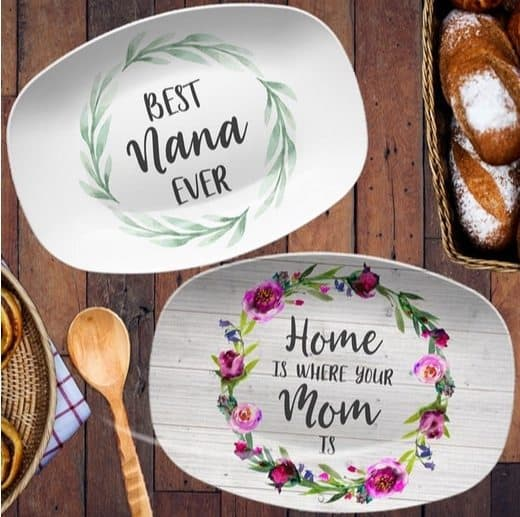 Mother's Day Platters Only $25.99