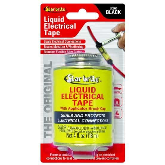 Star brite Liquid Electrical Tape Only $5.24 **Today Only**