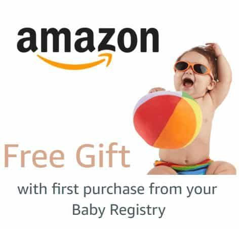 Amazon Baby FREE Registry Gift & Welcome Box