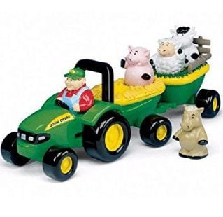 John Deere Animal Sounds Hayride Only $8.99 (Was $24.99)