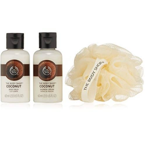 The Body Shop Coconut Treats Cube Gift Set Only $3.82