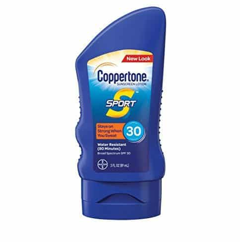 Coppertone SPORT Sunscreen Lotion Broad Spectrum SPF 30 (3-Fluid-Ounce) Only $2.08
