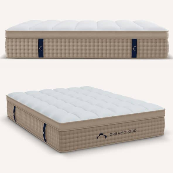 Extra $200 Off DreamCloud Luxury Mattress