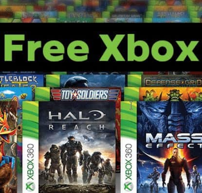 4 FREE Xbox Games Available for April