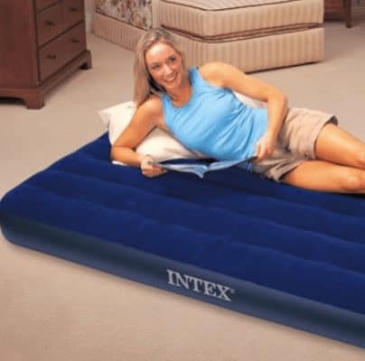 Intex Twin Classic Downy Airbed Mattress Only $7.97