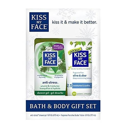 Kiss My Face Bath & Body Gift Set Only $5.14 (Was $10.99)
