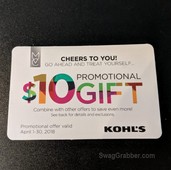Kohl's Card Holders 30% Off Code + Free Shipping + Stacking Codes
