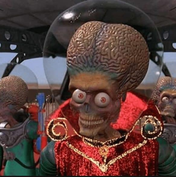 """""""Mars Attacks!"""" Instant Video Rental Only 99¢"""