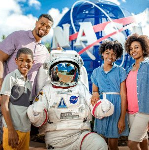 FREE Admission To Kennedy Space Center for 5th Graders