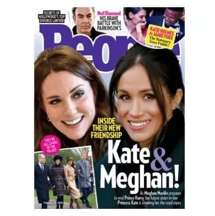 People Magazine Deal $32.49 Per Year - Only 64¢ Per Issue!