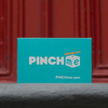 FREE PinchMe Samples on 8/10 at Noon