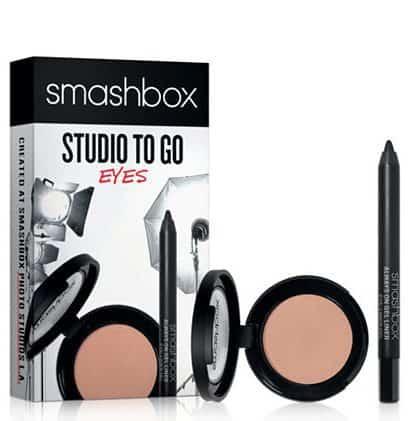 Macy's: Smashbox 2-Pc. Studio To Go Eyes Set ONLY $6 w/ Free Shipping on ENTIRE Order