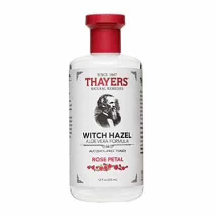 Thayer Witch Hazel Toner Rose Petal Only $6.18