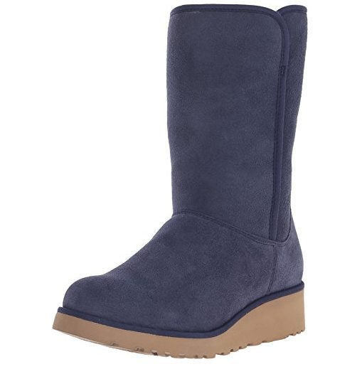 UGG Women's Amie Winter Boot, Navy Only $69.97 (Was $200) **HOT**