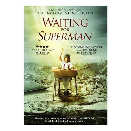 """Waiting for 'Superman'"" Instant Video Rental Only 99¢"