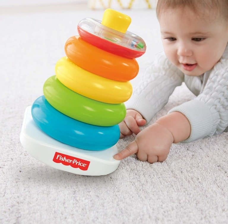 Fisher-Price Rock-a-Stack Now .00