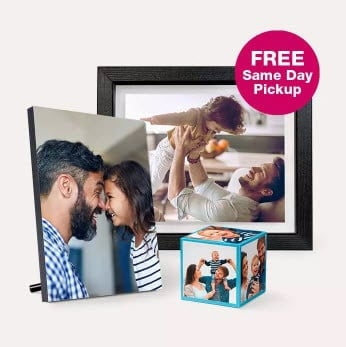 Walgreen's: 50% off Photo Orders + Free Pick Up