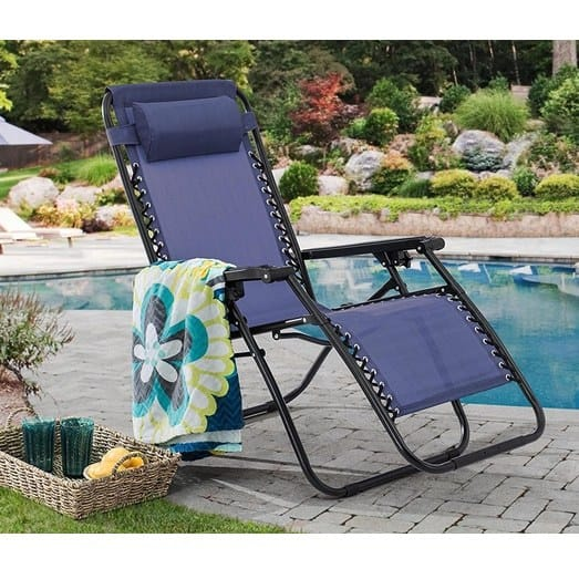 Sunjoy Zero Gravity Chair Only $29.99 **Today Only**