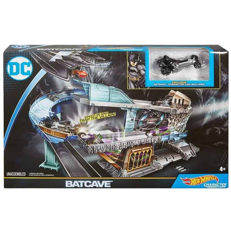 Hot Wheels DC Batcave Playset Only $11.26 **Today Only**