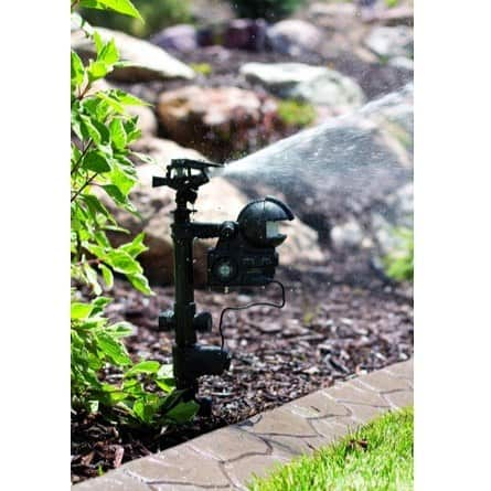 Orbit Motion Activated Sprinkler with Day and Night Detection Modes $40.99 **Today Only**