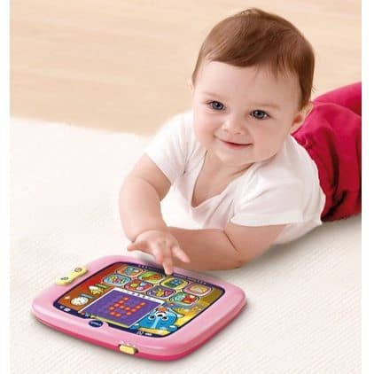 VTech Light-Up Baby Touch Tablet Only $13.57
