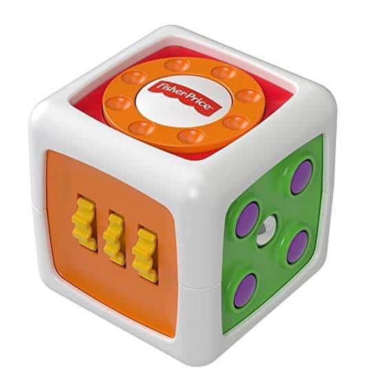 Fisher-Price My First Fidget Cube Only $7.88 (Was $18.45)