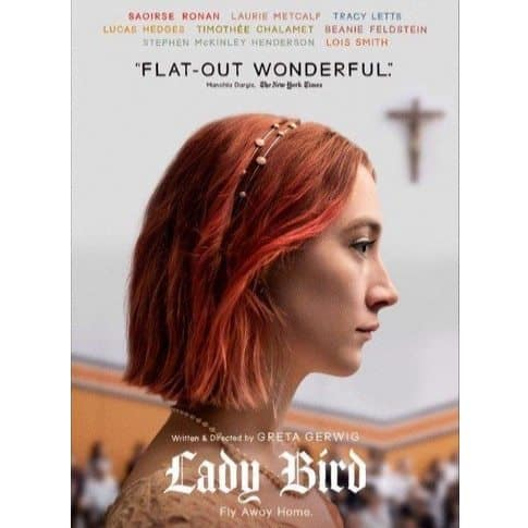 Lady Bird Digital HD Movie Rental Only 99¢