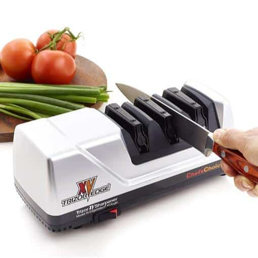 Chef'sChoice 15 Trizor XV EdgeSelect Professional Electric Knife Sharpener $99.99 (Was $210) **Today Only**