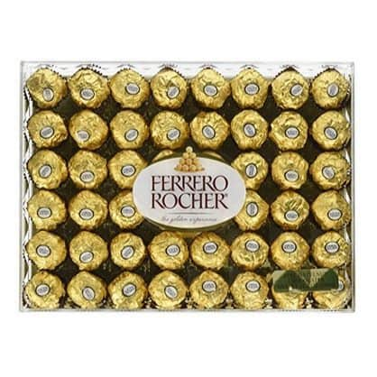 Ferrero Rocher Fine Hazelnut Chocolates Only $11.26 + MORE Deals on Chocolates **Today Only**
