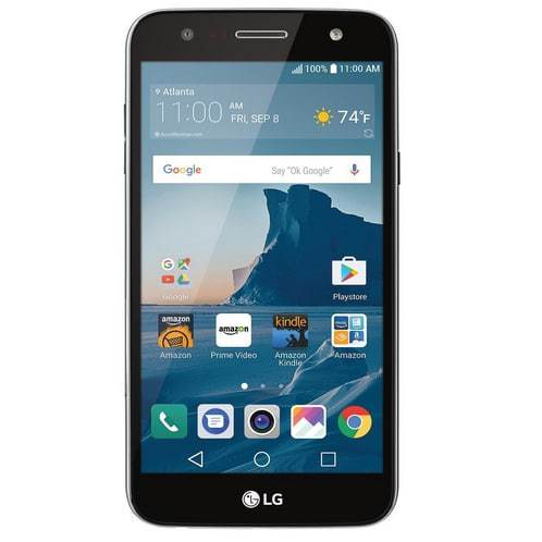 LG X charge 16 GB Unlocked (AT&T/Sprint/T-Mobile) Titanium Only $99.99