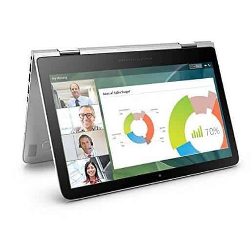 HP Spectre Pro x360 G2 Convertible Touchscreen Laptop $599.99 **Today Only**